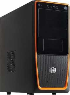 Купить Корпус CM Elite 311B black/orange 600W, Cooler Master