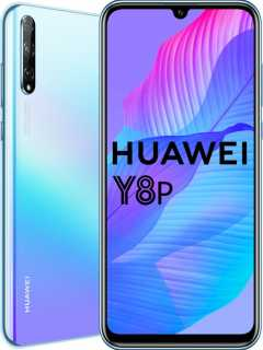 Купить Смартфон Huawei, Y8p 4/128Gb Light Blue, смартфон, 0101-7183