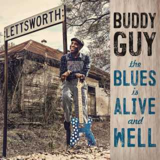 Купить Аудио диск Buddy Guy The Blues Is Alive And Well (CD), Медиа