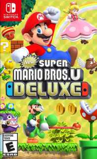 Купить Игра для Nintendo Switch New Super Mario Bros U Deluxe