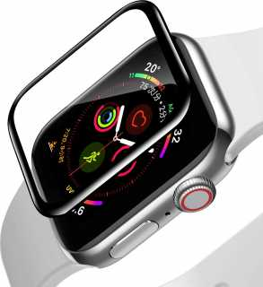 Купить Стекло Baseus Full-screen Curved Tempered Glass SGAPWA4-H01 для Apple Watch series 4 44mm, Full-screen Curved Tempered Glass для Apple Watch series 4 44mm