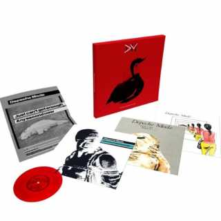 Купить Depeche Mode Speak & Spell - The 12 Singles (3x12 Vinyl Single+7 Flexi Vinyl Single), Columbia