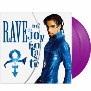 Купить Виниловая пластинка Prince Rave In2 The Joy Fantastic (Coloured Vinyl)(2LP), Медиа
