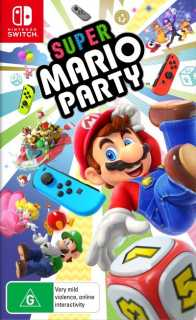Купить Игра для Nintendo Switch Super Mario Party