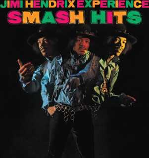 Купить Аудио диск The Jimi Hendrix Experience Smash Hits (CD), Медиа