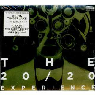 Купить Аудио диск Justin Timberlake The Complete 20/20 Experience CD, Медиа