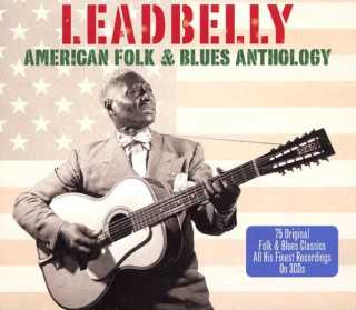 Купить Аудио диск Lead Belly American Folk & Blues Anthology (3CD), Медиа