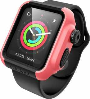 Купить Чехол Catalyst Impact Protection (CAT42DROP3COR) для Apple Watch/Series 2/3 42mm (Coral)