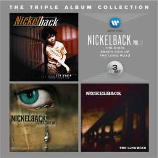 Купить Аудио диск Nickelback The Triple Album Collection, Vol, 1 CD, Медиа