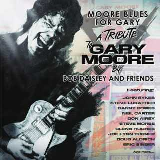 Купить Аудио диск Bob Daisley And Friends Moore Blues For Garry , Медиа