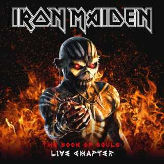 Купить Аудио диск Iron Maiden The Book Of Souls: Live Chapter (Deluxe Edition) CD, Медиа